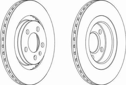 A.B.S. 16881 - Bremžu diski interparts.lv