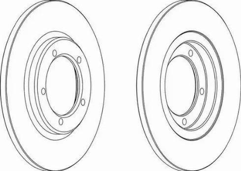 A.B.S. 15843 - Bremžu diski interparts.lv