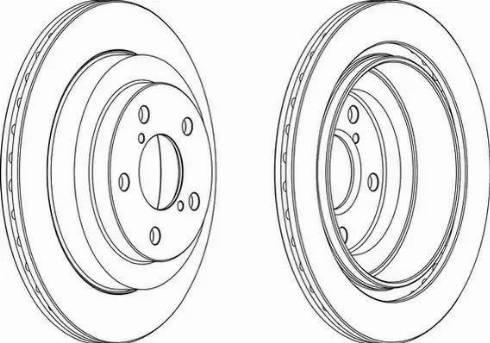 LYNXauto BN-1915 - Bremžu diski interparts.lv