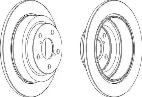 A.B.S. 16139 - Bremžu diski interparts.lv
