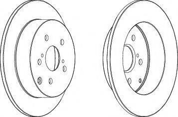A.B.S. 17517 - Bremžu diski interparts.lv