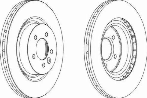 A.B.S. 17720 - Bremžu diski interparts.lv