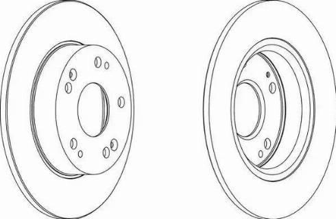 A.B.S. 17798 - Bremžu diski interparts.lv