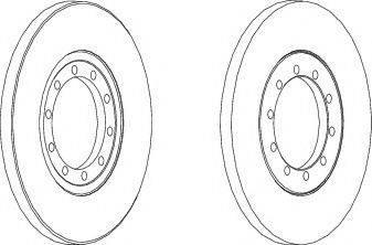 FREMAX BD-5631 - Bremžu diski interparts.lv