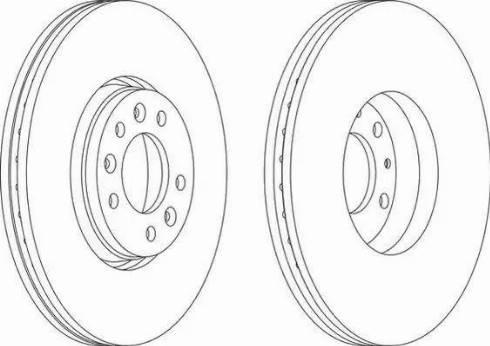FREMAX BD-4755 - Bremžu diski interparts.lv