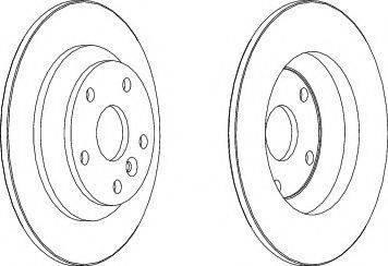 A.B.S. 17742 - Bremžu diski interparts.lv