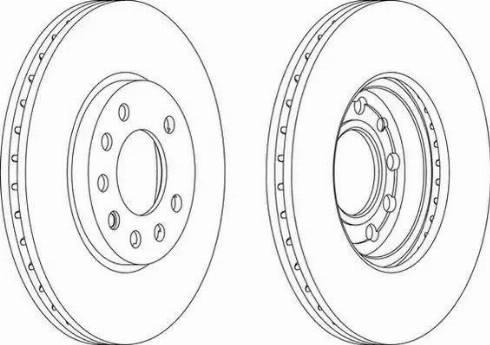 FREMAX BD-9060 - Bremžu diski interparts.lv
