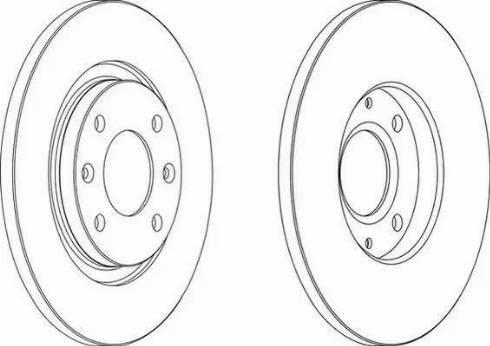 LYNXauto BN-1376 - Bremžu diski interparts.lv