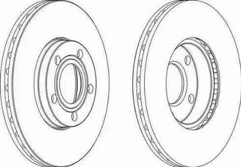LYNXauto BN-2024 - Bremžu diski interparts.lv