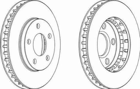 A.B.S. 16351 - Bremžu diski interparts.lv