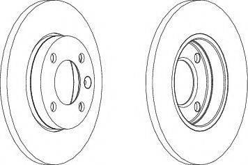 A.B.S. 15706 - Bremžu diski interparts.lv