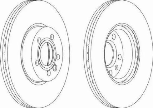 FREMAX BD-1530 - Bremžu diski interparts.lv
