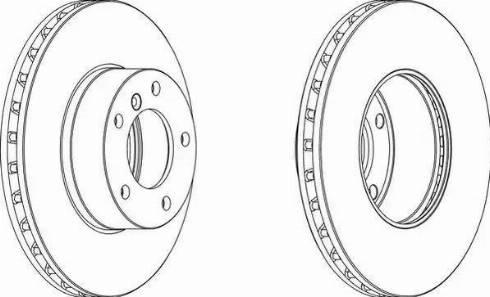 Protechnic PRD2760 - Bremžu diski interparts.lv