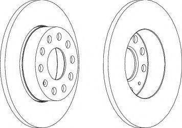 FREMAX BD-5310 - Bremžu diski interparts.lv