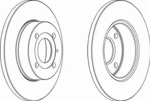A.B.S. 15051 - Bremžu diski interparts.lv