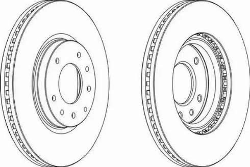 FREMAX BD-2063 - Bremžu diski interparts.lv