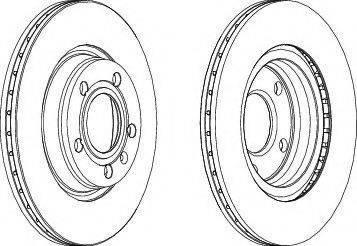 A.B.S. 16877 - Bremžu diski interparts.lv