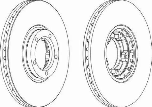 A.B.S. 16196 - Bremžu diski interparts.lv