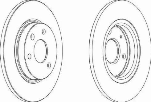 A.B.S. 16145 - Bremžu diski interparts.lv