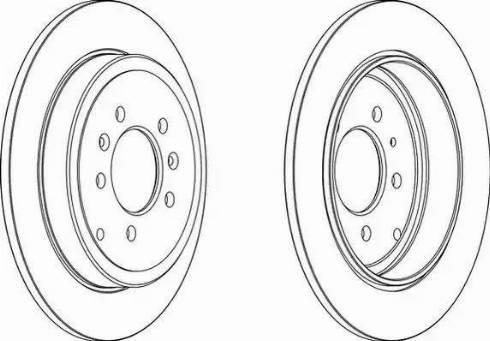 A.B.S. 15982 - Bremžu diski interparts.lv