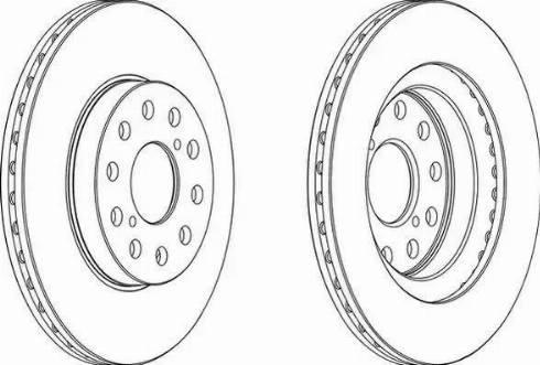 Protechnic PRD6209 - Bremžu diski interparts.lv