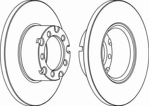 A.B.S. 15741 - Bremžu diski interparts.lv