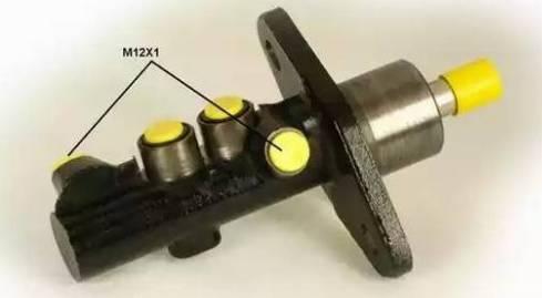 Ferodo FHM1278 - Galvenais bremžu cilindrs interparts.lv