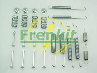 Frenkit 950569 - Piederumu komplekts, Bremžu loki interparts.lv