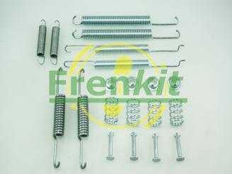 Frenkit 950681 - Piederumu komplekts, Bremžu loki interparts.lv