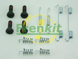 Frenkit 950622 - Piederumu komplekts, Bremžu loki interparts.lv
