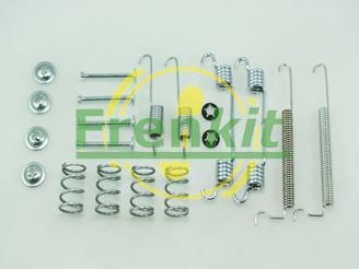 Frenkit 950710 - Piederumu komplekts, Bremžu loki interparts.lv