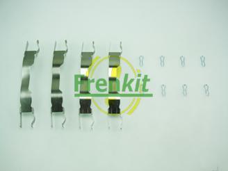 Frenkit 900909 - Piederumu komplekts, Disku bremžu uzlikas interparts.lv