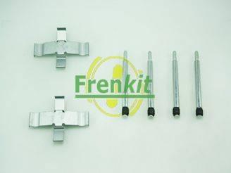 Frenkit 900903 - Piederumu komplekts, Disku bremžu uzlikas interparts.lv