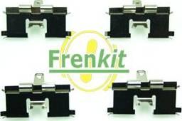 Frenkit 901692 - Piederumu komplekts, Disku bremžu uzlikas interparts.lv