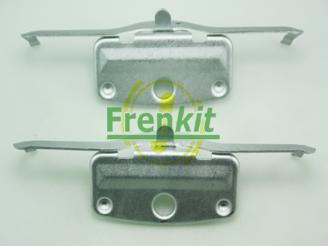 Frenkit 901644 - Piederumu komplekts, Disku bremžu uzlikas interparts.lv