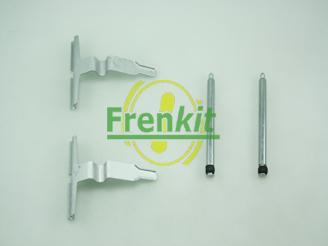 Frenkit 901661 - Piederumu komplekts, Disku bremžu uzlikas interparts.lv