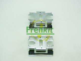 Frenkit 901663 - Piederumu komplekts, Disku bremžu uzlikas interparts.lv