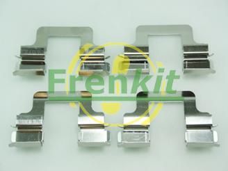 Frenkit 901679 - Piederumu komplekts, Disku bremžu uzlikas interparts.lv