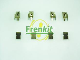 Frenkit 901060 - Piederumu komplekts, Disku bremžu uzlikas interparts.lv