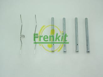 Frenkit 901061 - Piederumu komplekts, Disku bremžu uzlikas interparts.lv