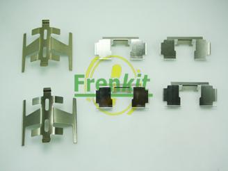 Frenkit 901088 - Piederumu komplekts, Disku bremžu uzlikas interparts.lv