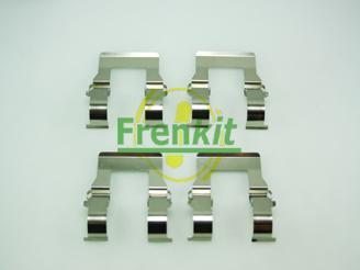 Frenkit 901194 - Piederumu komplekts, Disku bremžu uzlikas interparts.lv