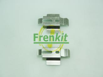 Frenkit 901154 - Piederumu komplekts, Disku bremžu uzlikas interparts.lv