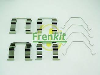 Frenkit 901158 - Piederumu komplekts, Disku bremžu uzlikas interparts.lv