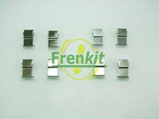 Frenkit 901162 - Piederumu komplekts, Disku bremžu uzlikas interparts.lv