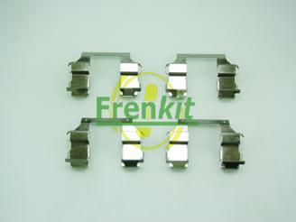 Frenkit 901103 - Piederumu komplekts, Disku bremžu uzlikas interparts.lv