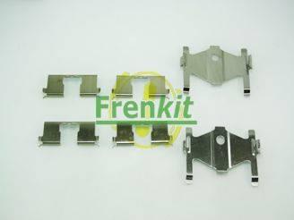 Frenkit 901185 - Piederumu komplekts, Disku bremžu uzlikas interparts.lv
