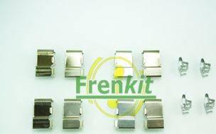 Frenkit 901133 - Piederumu komplekts, Disku bremžu uzlikas interparts.lv