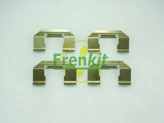Frenkit 901174 - Piederumu komplekts, Disku bremžu uzlikas interparts.lv
