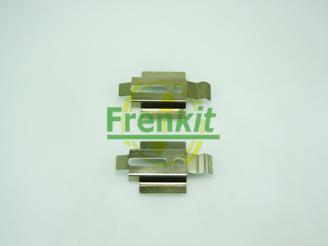 Frenkit 901178 - Piederumu komplekts, Disku bremžu uzlikas interparts.lv